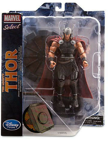 Marvel Select 8 Inch Action Figure Exclusive - The Mighty Thor