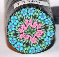 Polymer Clay Cane, Raw, Round 73205 7/8 X 2