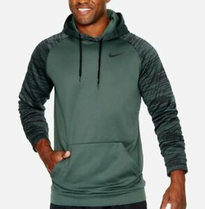 NWT Men/'s 4XLT Nike Heather Grey Dri-Fit Hoodie w//Kangaroo Pockets