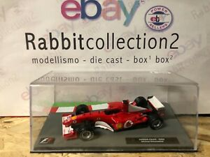DIE-CAST-034-FERRARI-F2000-2002-MICHAEL-SCHUMACHER-034-FORMULA-1-COLLECTION-1-43