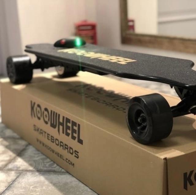 New Koowheel D3M 2nd Generation Longboard Electric Skateboard 2x350W Dual Hub