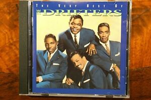 The-Very-Best-Of-The-Drifters-CD-VG