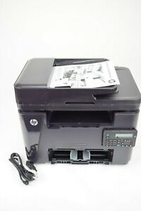 Details about HP CF484A Laserjet Pro MFP M225dn MFP Laser Printer Print  Scan Copy Fax Tested