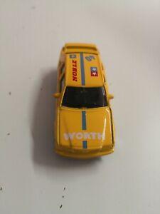 Welly-mod-n-8388-Mercedes-Benz-amarillo-vitrinas-modelo-de-coleccion