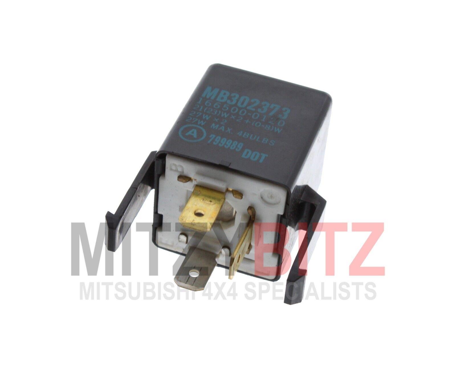 Indicator Flasher Unit FOR PAJERO//SHOGUN III 00-/>06 2.5 3.2 Diesel SMP