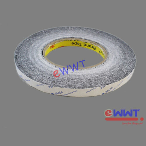 3M 12mm x 50m Adhesive Sticker Repair Tape for Tablet LCD Touch Screen ZVOT417