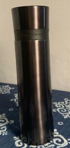 Starbucks Slim 2009 16 oz Stainless Steel Travel Thermos Hot/Cold Pour Thru Top