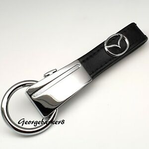 Mazda-leather-keyring-with-gift-box-for-him-her-mum-men-girlfriend-friend-wife
