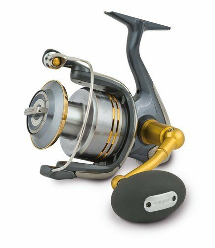 Shimano TWIN POWER SW-A 8000 Salzwasserrolle