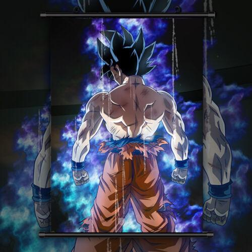 Son.Goku.DRAGON.BALL Anime Manga Wallscroll Poster Kunstdrucke Bider Drucke