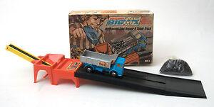 Camion trémie et benne à charbon mécanisé Matchbox Big Mm-4 * en boîte