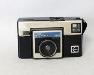 Kodak-Instamatic-X-15-X15-126-Film-Camera-vintage