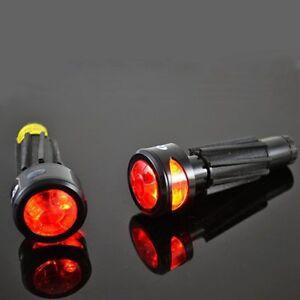 U.Z BIKE NEW Q-LITE HANDLEBAR MTB Bar END Light