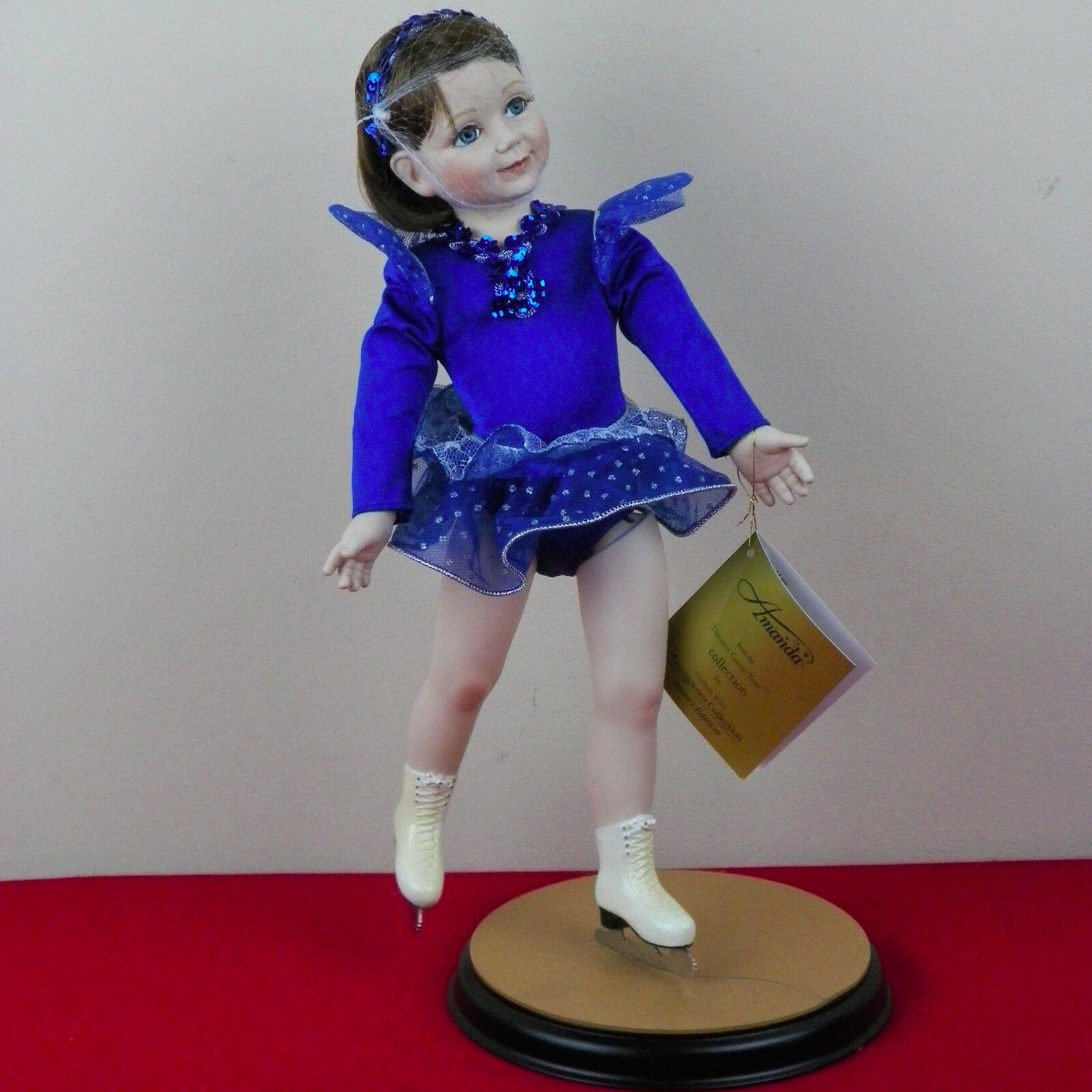 Amanda The Skater Doll Dreams Come True Collection Georgetown Marlene Sirko