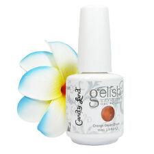 1531 Orange Cream Dream Nail Harmony Gelish UV Soak Off Gel 0.5floz, 15ml