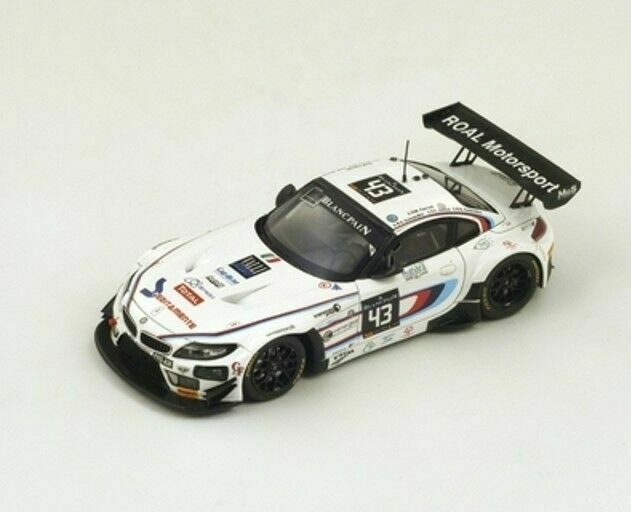 1 43 BMW Z4 n°43 Spa 2014  • SPARK SB086