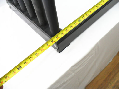 5 LITE NEW IMPROVEMENT WINDSHIELD AUTO GLASS RACK  HEAVY DUTY WITH PVC PADDING