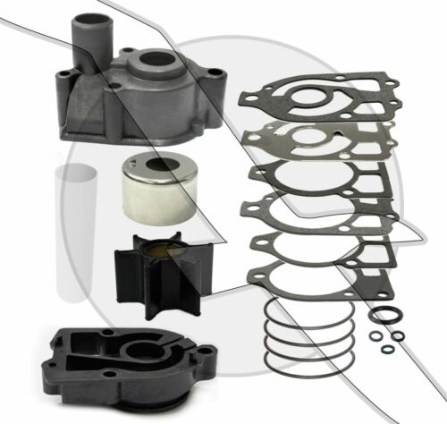 Water Pump Impeller Kit w// Base for Mercury Outboard  75//90//115//150 46-96146A8
