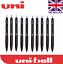 Uni-ball Signo 307 0.7mm Tip Gel Ink Rollerball Black Pen NEW 3//5//10