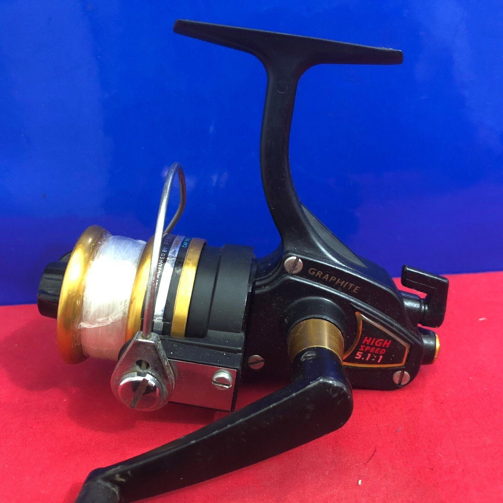 Penn High Speed 4400SS Spinning Fishing Reel Z5