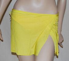 LA PERLA Pareo Wickelrock 36 38 Bikini-Rock 45,- GELB BUTTERWEICH Slink FM-OCV-8