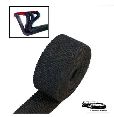 NEUF Bande Isolant Thermique Échappement 10M x 5cm Noir pour Mazda MX5//MX6