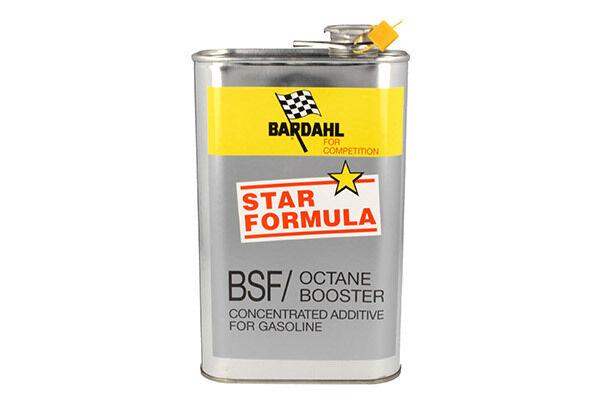 BARDAHL BSF OB Octane Booster Additivo Speciale Competizione Concentrato Ottani
