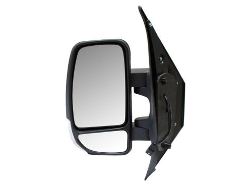 Espejo Ala Izquierda Manual Para Renault Master MK3 III 2010-OPEL MOVANO B