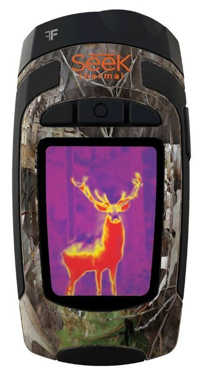 Seek Thermal Reveal XR FASTFRAME Wärmebild-Kamera / LED Lampe / Camouflage