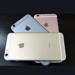 Details About Apple Iphone 6s Rose Goldsilvergray Factory Unlocked Verizon Att Smartphone