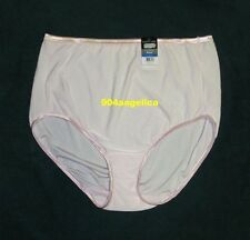 Vanity Fair Illumination Full Briefs #13-109 Pink 9/2XL NWT