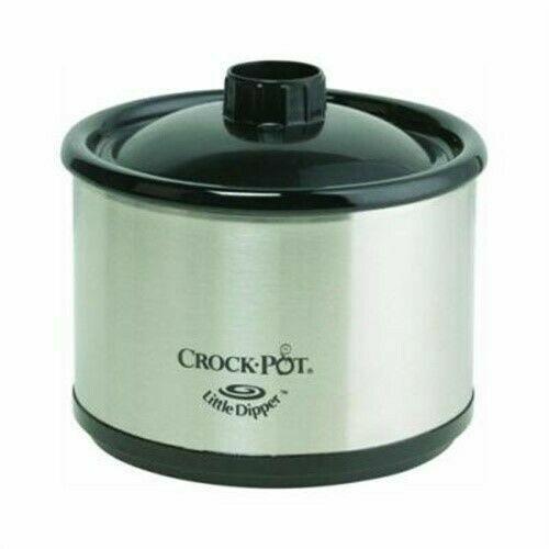 Rival Select Little Dipper 16oz Crock Pot Slow Cooker 32041c For Sale Online Ebay
