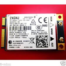 Ericsson UMTS  DW5550 WWAN, UMTS 3G HSDPA PCI Express Card 2XGNJ DELL XPS