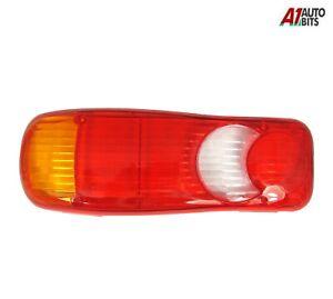 1 X lente di luce sinistra o destra fanale posteriore camion rimorchio