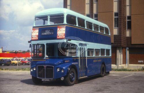 PHOTO  London Transport AEC Routemaster Class RMA RMA11 NMY648E