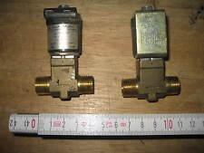 """3/8"""" Ventil Müller Magnetventil 24 Volt 0-3 bar DN 3,5 Melitta Kaffeemaschine M1"""