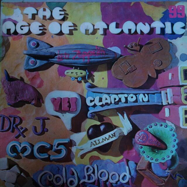 Atlantic 2464 013 The Age of Atlantic Various Artists