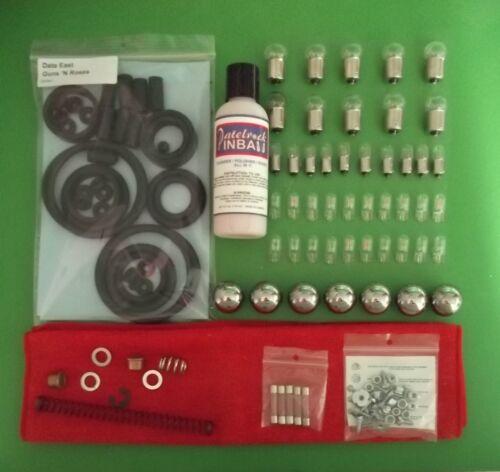 1994 Data East Guns N/' Roses pinball super kit