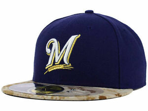 08a9853b6abe8 Image is loading Official-2015-Milwaukee-Brewers-Memorial-Day-Stars-Stripes-