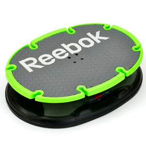 NEW-Reebok-Studio-Core-Step-Stepper-Wobble-Board-Home-Fitness-Gym