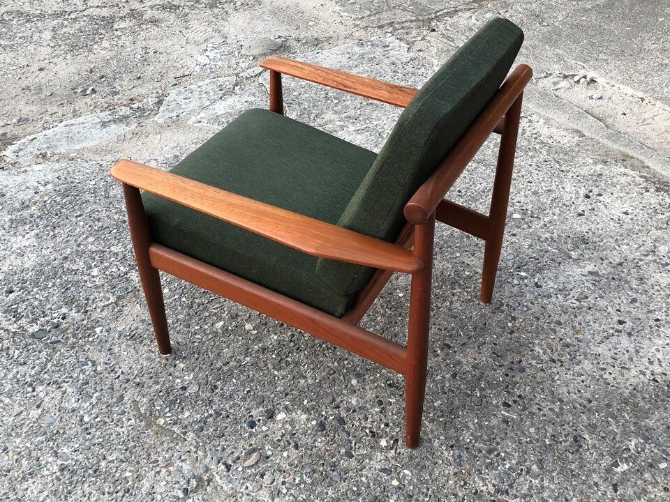 lænestol træ Lænestol, træ, Grethe jalk – dba.dk – Køb og Salg af Nyt og Brugt lænestol træ