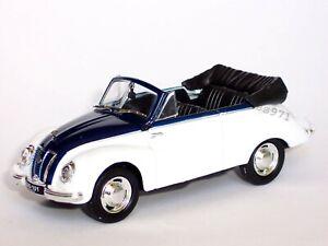 IFA-F9-CABRIO-1959-1-43-IXO-IST-NEU-OVP