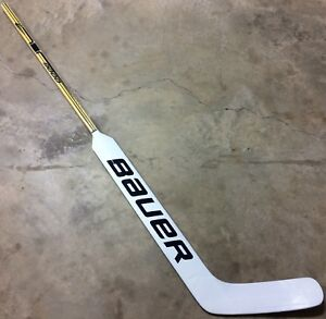 Details about Bauer Reactor 9000 Pro Stock Goalie Stick 29 5