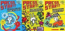 Press Start!: Game over, Super Rabbit Boy! a Branches Book (Press Start! #1) 1 by Thomas Flintham (2016, Paperback)