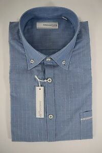 Manica Poggianti Righe Corta P L 100 e Camiseta Uomo XXL M Cotone Tg 1958 tqwaAtr