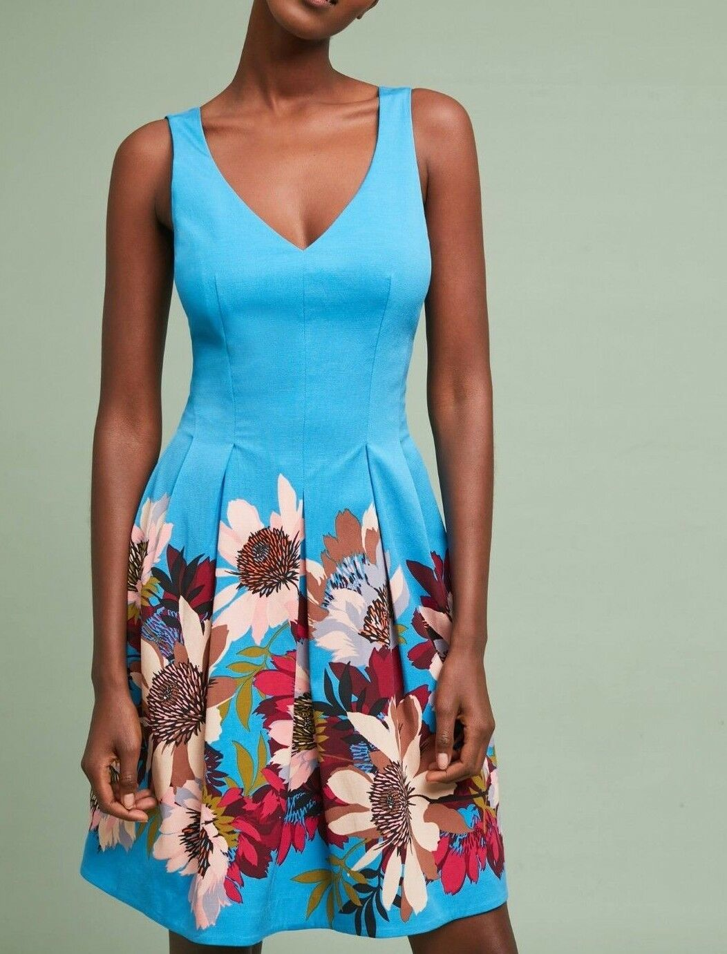 Anthropologie Spring Daisy Dress by Tracy Reese  - NWT
