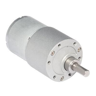 smart car DIY Small motor DC gear motor with diameter 37mm12v14~90rpm  engine RC   eBay