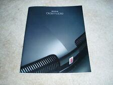 1993 Olds Full Line Achieva Cutlass Supreme Ciera 98 88  sales brochure DELUXE