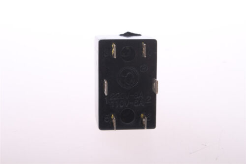 1Pcs  2 Positions ON//OFF DPDT 6-Pin Toggle Switch AC 220V 3A KN3A 2X2