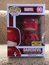 Marvel Daredevil Funko Pop! Vinyl Hot Topic Exclusive figure Rare HTF Retired